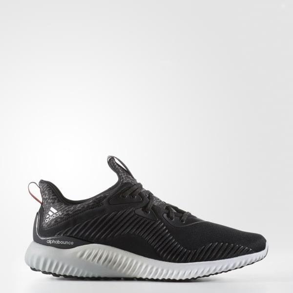 adidas Alphabounce Shoes - Black