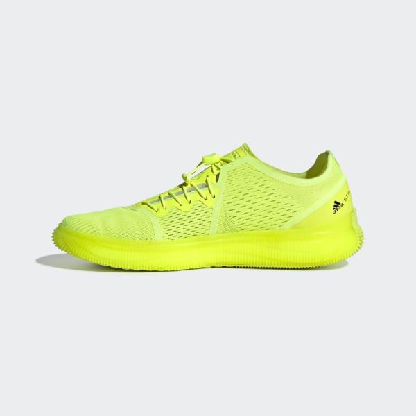 adidas pure boost jaune