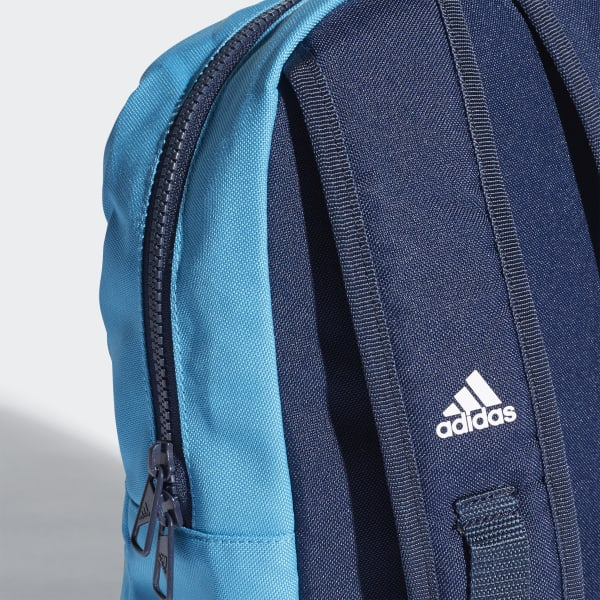 adidas Plecak 3 Stripes Niebieski | adidas Poland