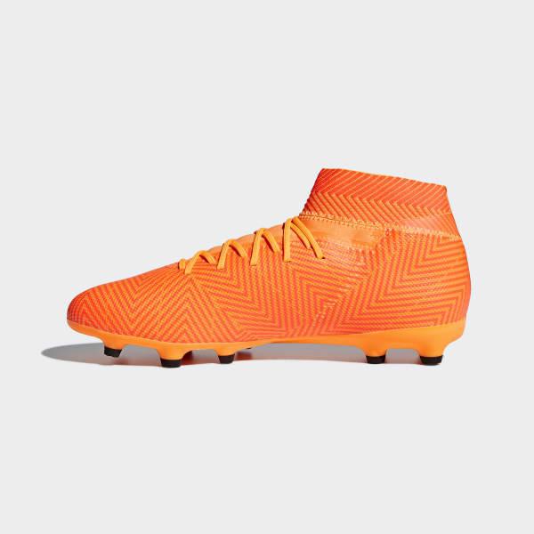 super popular 29a36 741e1 Bota de fútbol Nemeziz 18.3 césped natural seco - Naranja adidas  adidas  España
