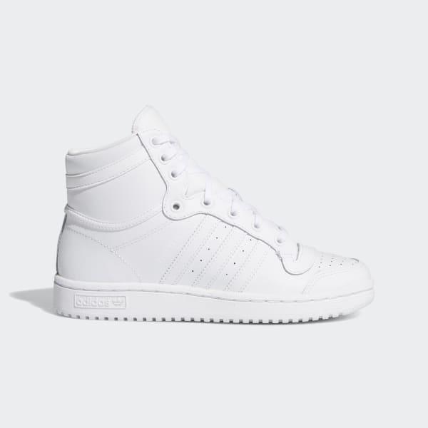 adidas Top Ten Hi Schoenen - Wit   adidas Officiële Shop