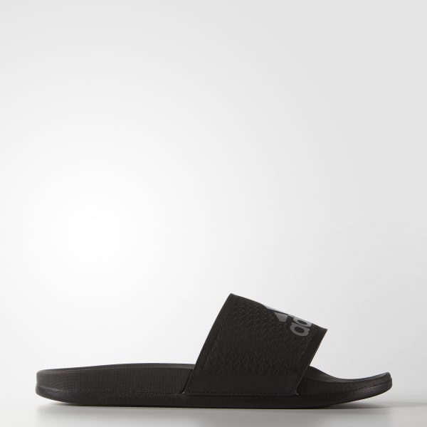 5ef84e256a212 adidas Men s adilette Supercloud Plus Slides - Black