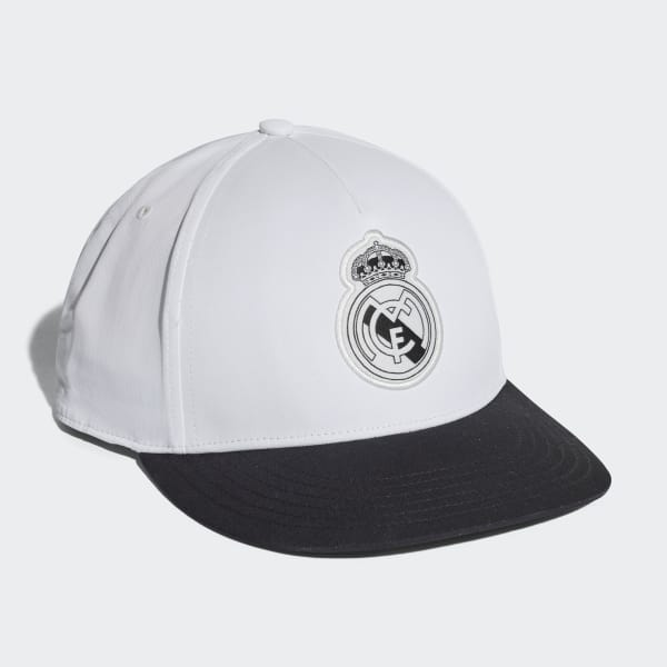 5d07d64e0e7bc adidas Real Madrid Cap - White
