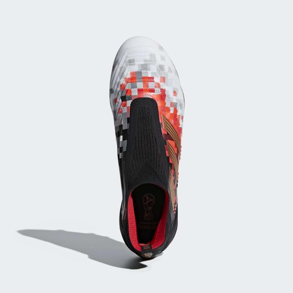 f8d98e0f1 adidas Predator Telstar18 Firm Ground Boots - Black