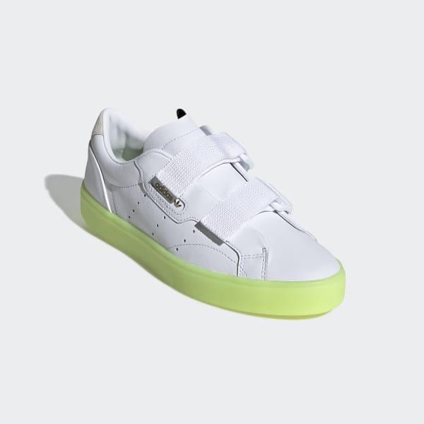 4ffa4af43e26 Chaussure adidas Sleek S - blanc adidas