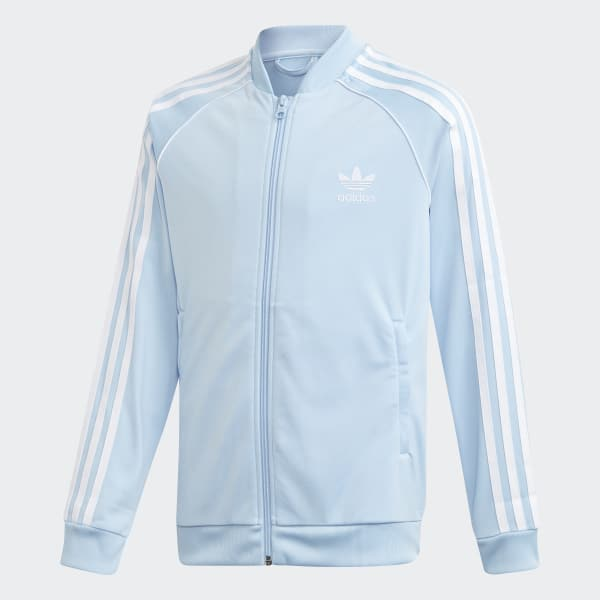 adidas originals SST Track Jacket Blue bei