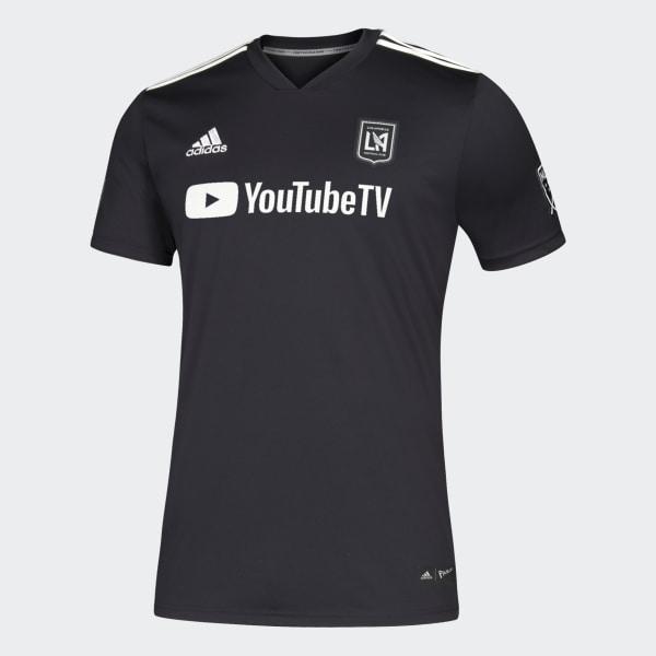 201392f94 adidas Los Angeles Football Club Parley Jersey - Multicolor | adidas US