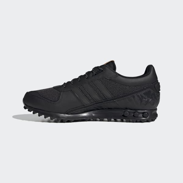 Asistencia Oferta de trabajo esfera  adidas LA Trainer 2.0 Shoes - Black | adidas UK