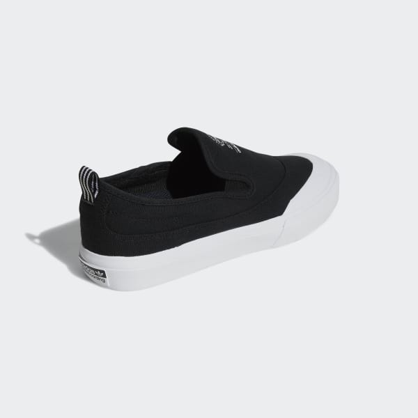 new product 4b917 99943 adidas Matchcourt Slip-On ADV Shoes - Black   adidas Canada