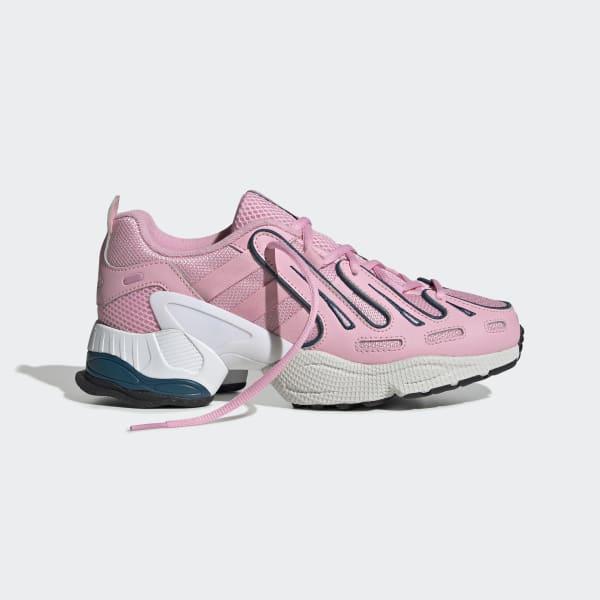 adidas Originals Sko Eqt Gazelle W TecminGoldmtTrue PInk