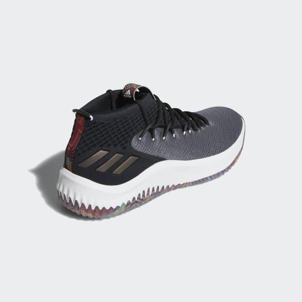 sports shoes 45cbd ff385 adidas Dame 4 Shoes - Black  adidas US