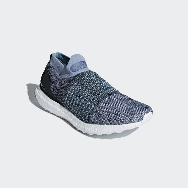adidas Ultraboost Laceless Parley Shoes Blue | adidas Malaysia