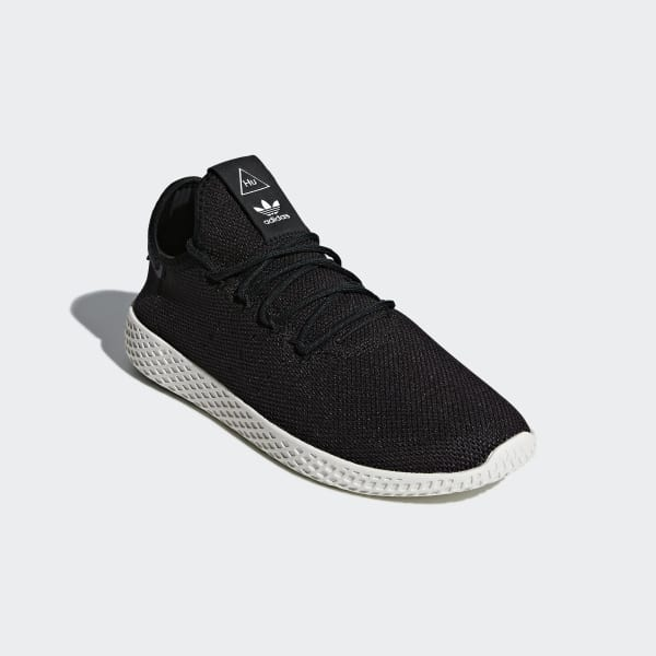 adidas Pharrell Williams Tennis Hu Shoes Black | adidas Singapore