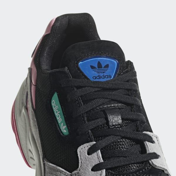 cheap for discount 380f0 7151e ... cheapest zapatillas falcon negro adidas adidas peru dcb75 4416d