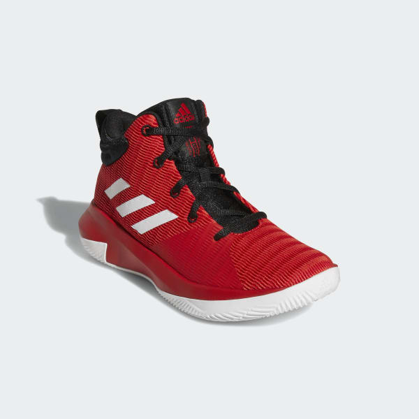 62fd91db360f7d adidas Pro Elevate Shoes - Red