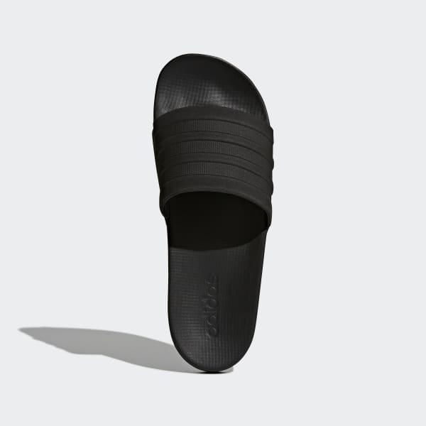 premium selection 59f54 ed88c Sandale adilette Cloudfoam Plus Mono - noir adidas   adidas France