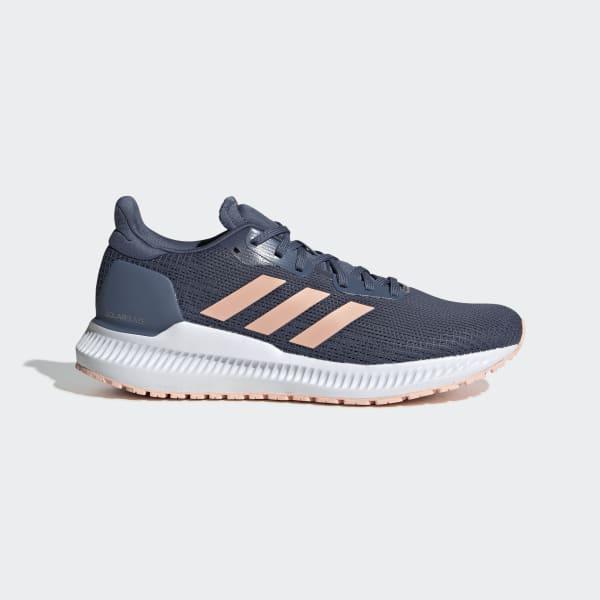 adidas Solar Blaze sko Blå | adidas Denmark