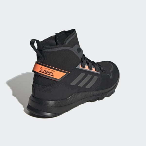Terrex Hikster Mid Hiking Shoes