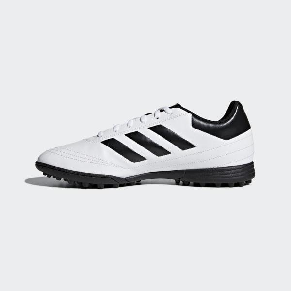 Zapatillas de fútbol para césped artificial Goletto 6 - Blanco adidas  42bcf53ffc721