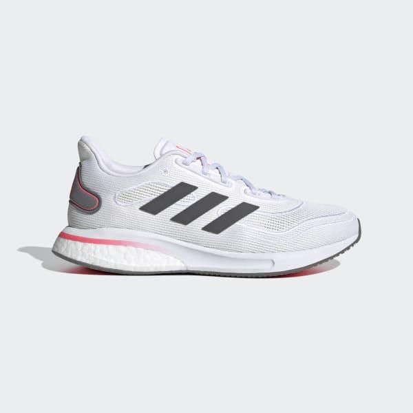 adidas Supernova Shoes - White | adidas US