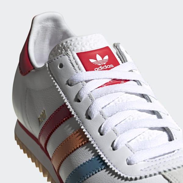 adidas ROM Schoenen Wit | adidas Officiële Shop