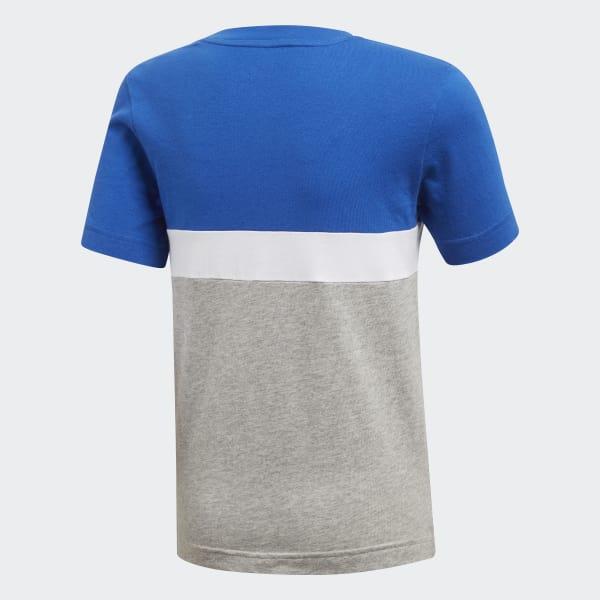 Camiseta Cotton Colorblock