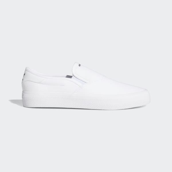 adidas 3MC Slip-on Shoes - White