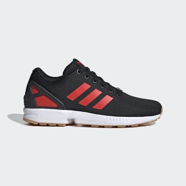 adidas ZX Flux Shoes - Black   adidas
