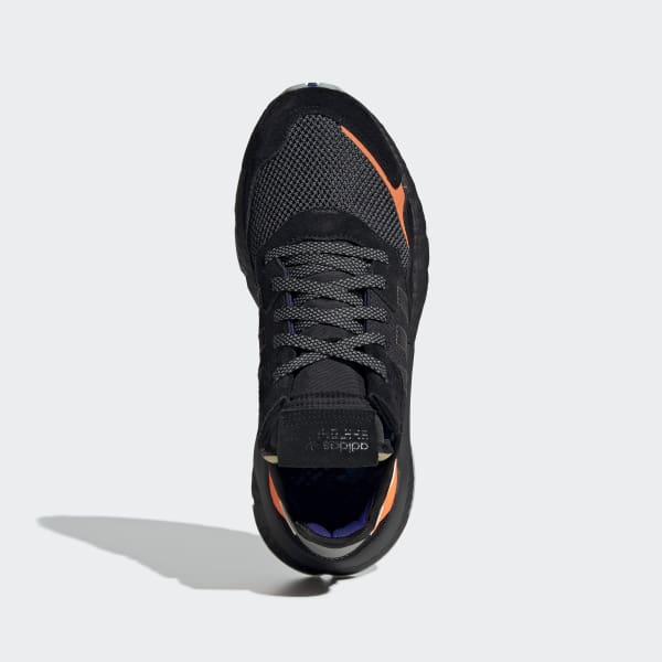 adidas Obuv Nite Jogger - černá  57346aa1e3