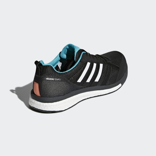 pretty nice 0aaf3 98f08 adidas Adizero Tempo 9 Shoes - Black  adidas US