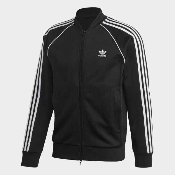 adidas Trainingsjacke SST TT Trainingsjacken schwarz Herren