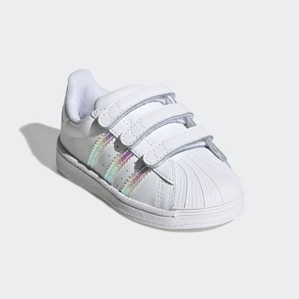 Chaussure Superstar - Blanc adidas | adidas France