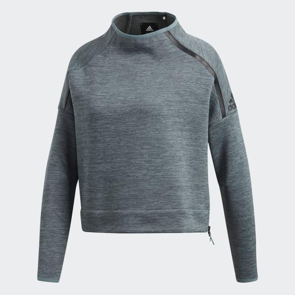 adidas Z.N.E. Sweatshirt Grau   adidas Deutschland
