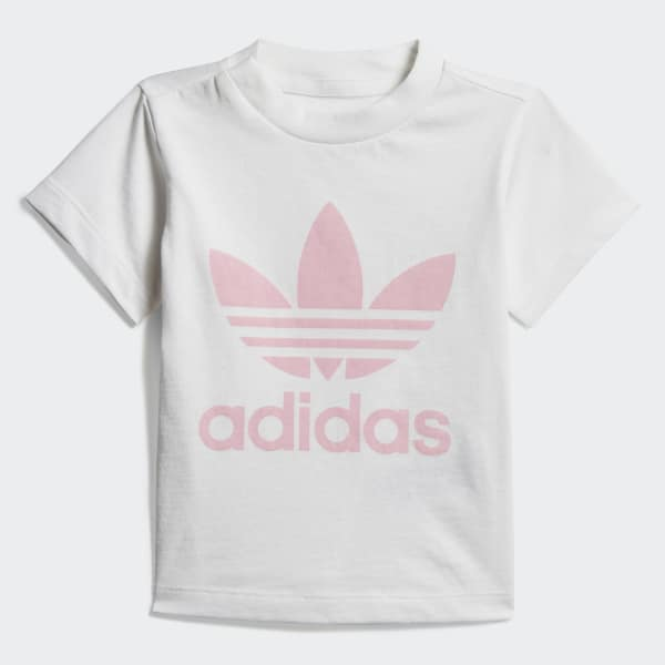 Trefoil Shorts and T-shirt sæt