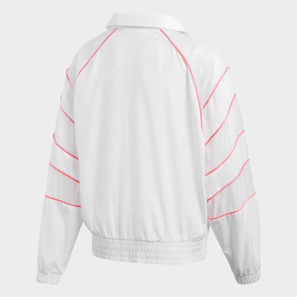 5053c34460 Jaqueta J Eqt Wb - Branco adidas