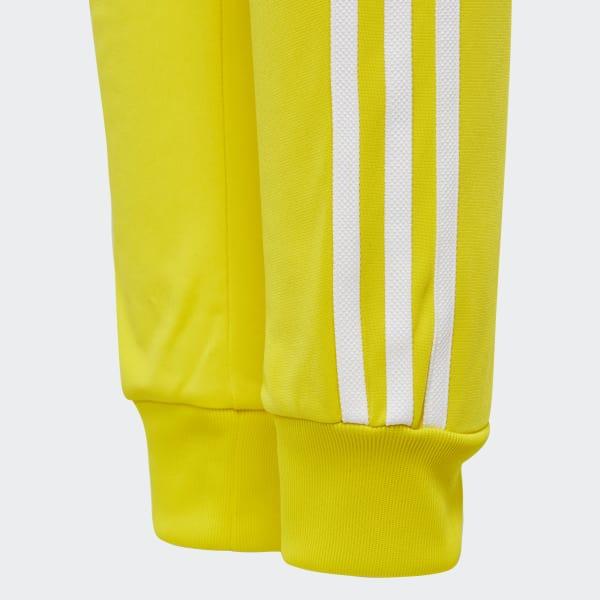 mejor elección duradero en uso rico y magnífico Pantalón SST - Amarillo adidas   adidas Chile