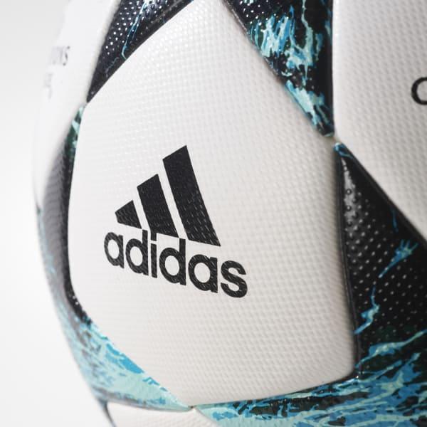 Bola Finale 17 Omb - Branco adidas  0f59447f47a54