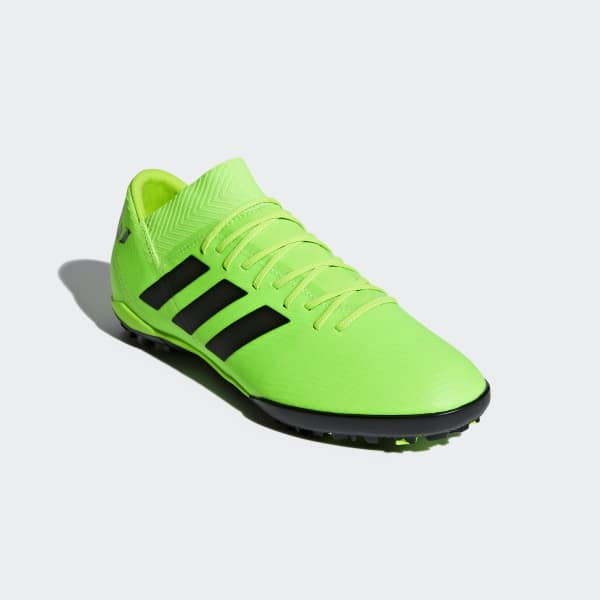 44ac36fef48 Chuteira Nemeziz Messi Tango 18.3 Society - Verde adidas