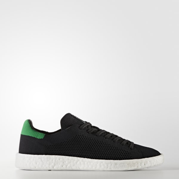 adidas stan smith primeknit donna nere