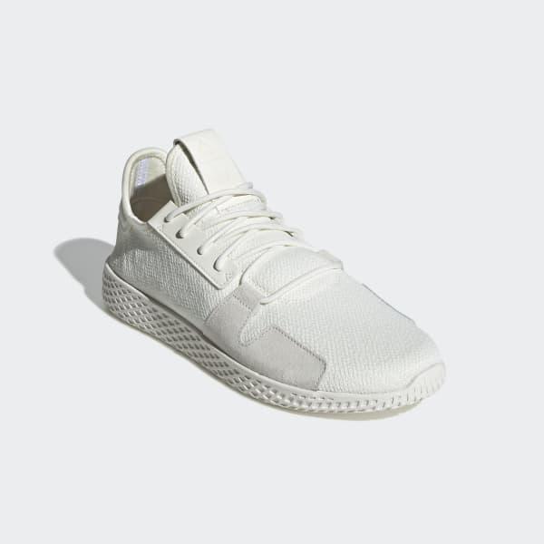 1b1955378e Adidas Originals Pharrell Williams Tennis HU Gr.38 weiße Damen Sneaker  leicht Damenschuhe