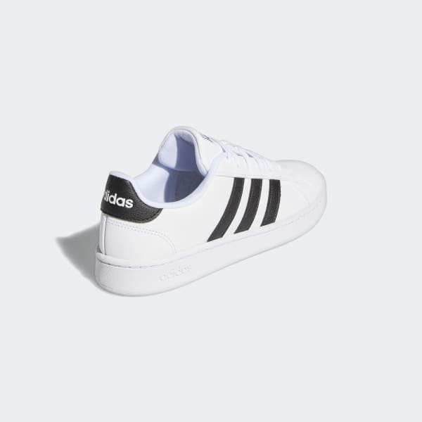 cheap sale detailing pick up adidas Grand Court Shoes - White | adidas US