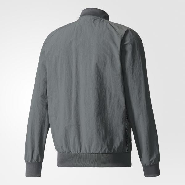 db22e7bcfe33f adidas Urban Track Jacket - Grey