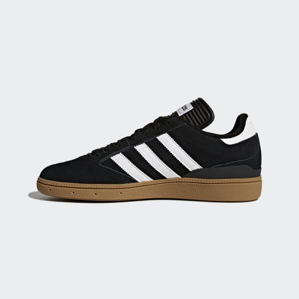 Details about Adidas Busenitz Pro BlackRunning WhiteMetallic Gold