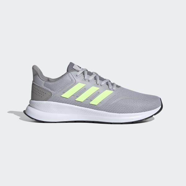 adidas Runfalcon Shoes - Grey   adidas