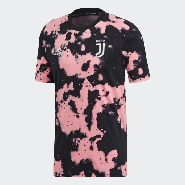 wholesale dealer 47302 3b88b adidas Juventus Home Pre-Match Jersey - Pink | adidas US
