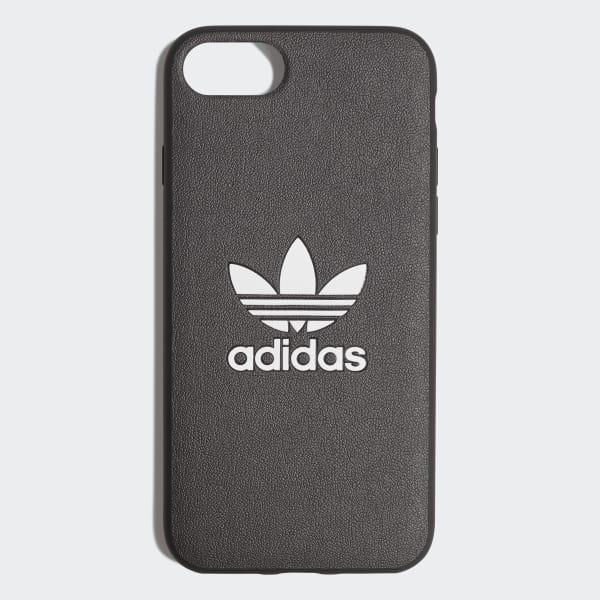 Coque Basic Logo iPhone 8 Noir CK6161 CK6161 01 standard