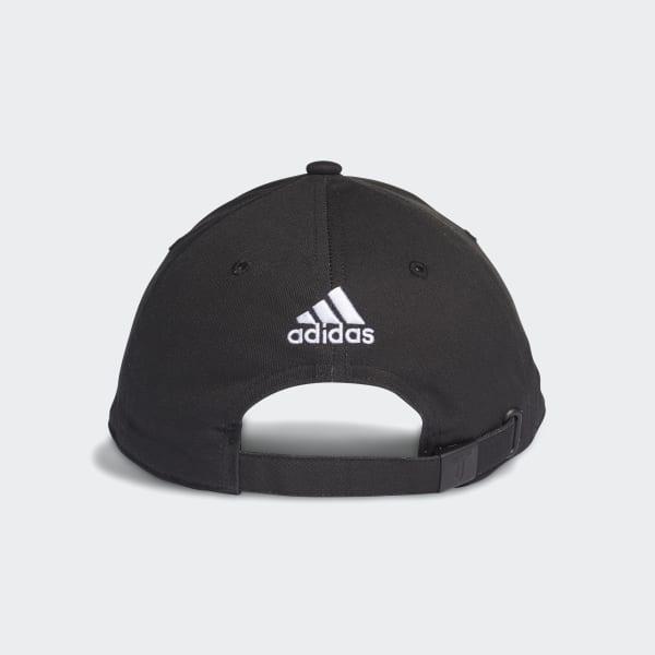 968af575cbb adidas Juventus 3-Stripes Cap - Black