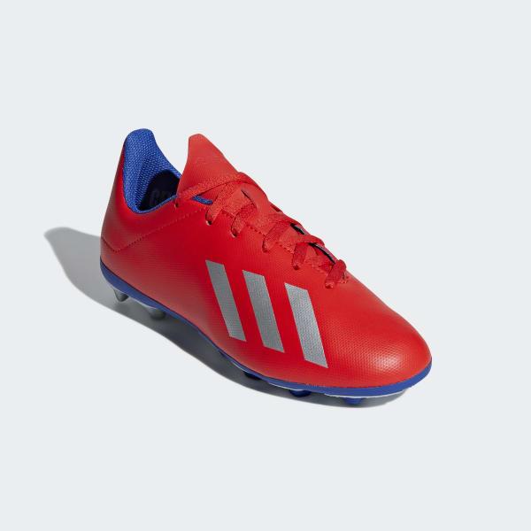 Zapatos de Fútbol X 18.4 Multiterreno
