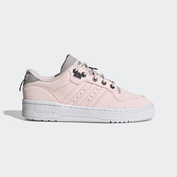 brumoso frecuentemente Favor  adidas Rivalry Low Shoes - Pink | adidas US