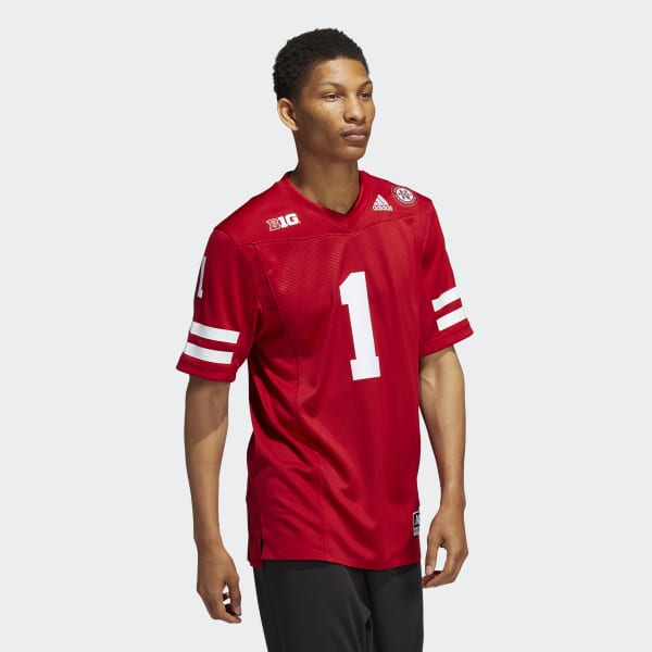 Cornhuskers Home Jersey